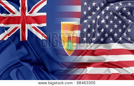 USA and Turks and Caicos Islands