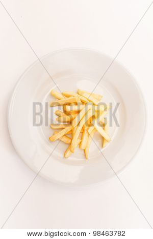french fries potaotes