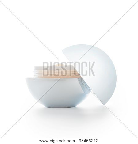Cream in the mirror ball