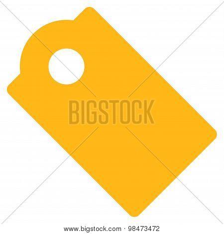 Tag icon from Basic Plain Icon Set