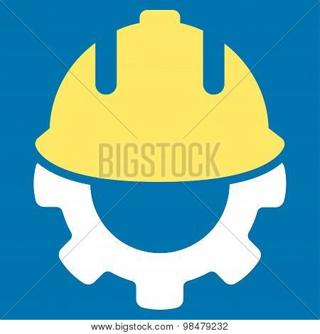 Development icon from Business Bicolor Set