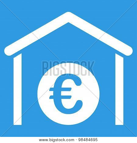 Storage icon from BiColor Euro Banking Set