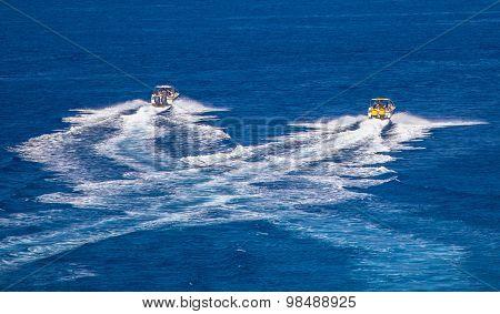 Boats On The Sea, Malta