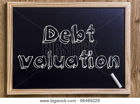 Debt Valuation