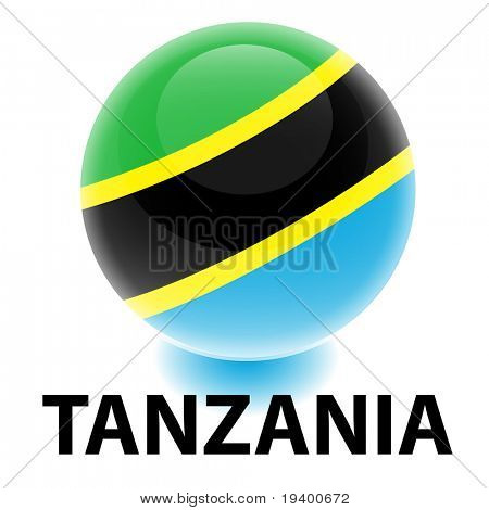 Orb Tanzania Flag