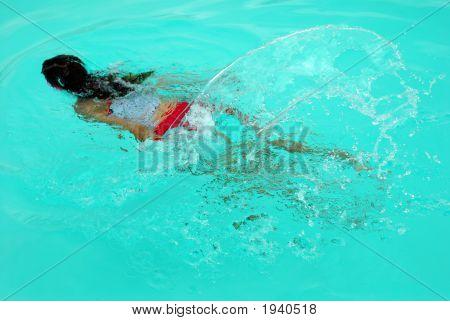 Swimmer 4