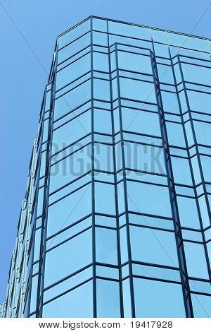 Glas-Bürogebäude