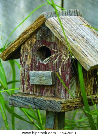 Little Birdhouse