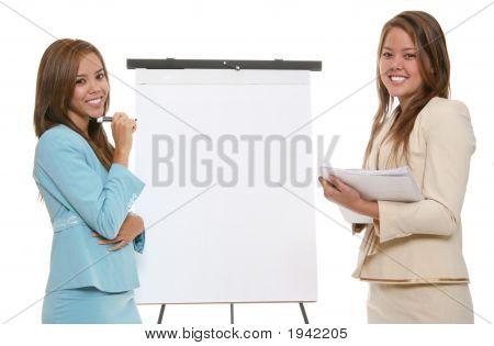 Women Presenting