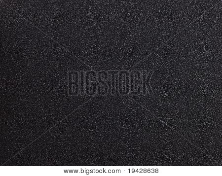 computer black texture. Typical black plastic texture of PC and high tech equipment.