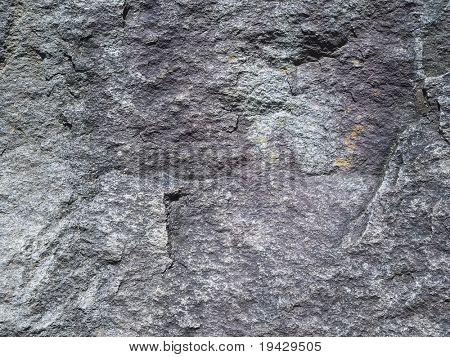 Grungy boulder texture