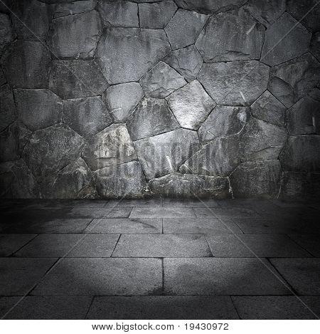 Stone room