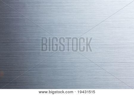 Große und sehr detaillierte gebürstetem Metall. Das Foto von Brushed Metal.