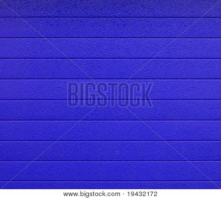 Blue siding texture