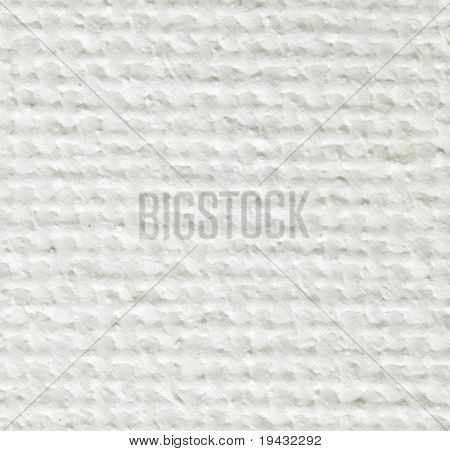 Canvas texture. High magnification