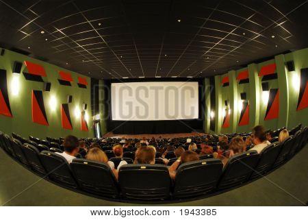 Cinema Seats 4