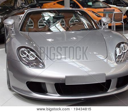 german sports car