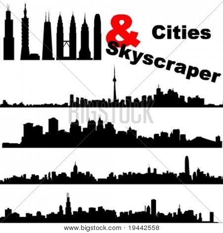 Cities and Skyscrapers