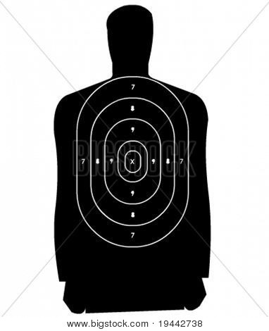 Vector Target (print and shot)