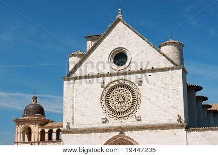 Papal Basilica Of Saint Francis Of Assisi - San Francesco