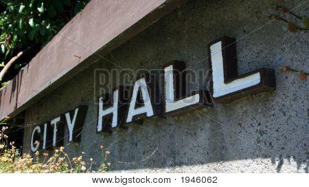Verlaten City Hall