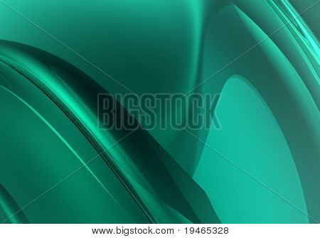 green background (abstract)