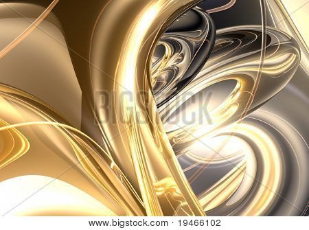 the golden ring dreams (abstract)