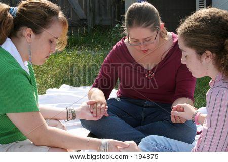 Teen Prayer Circle 2