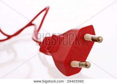 Red Plug