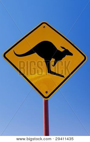 Australian Traffic Sign