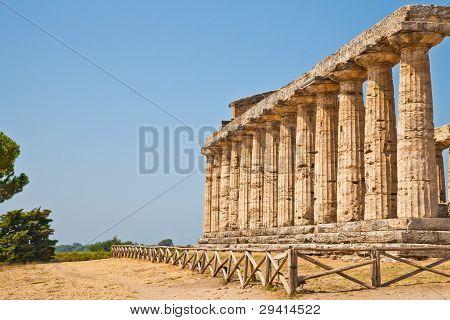 Paestum Temple - Italy