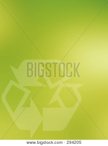 Recycling Background