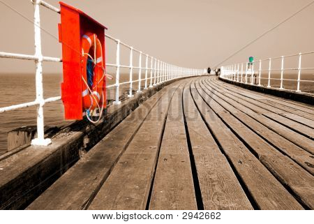 Pier Boardwalk
