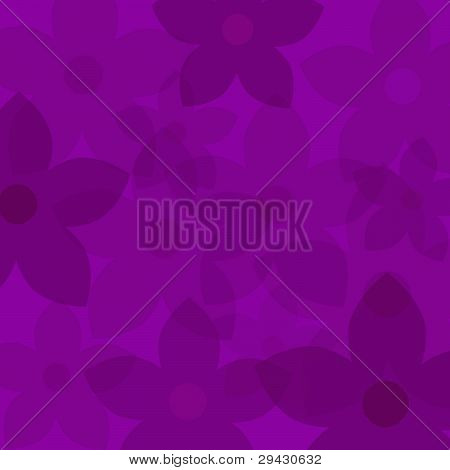 Dark Pink Flower Background.eps