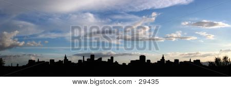 City Silhouette (panorama)
