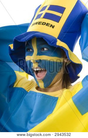 Sweden Fan