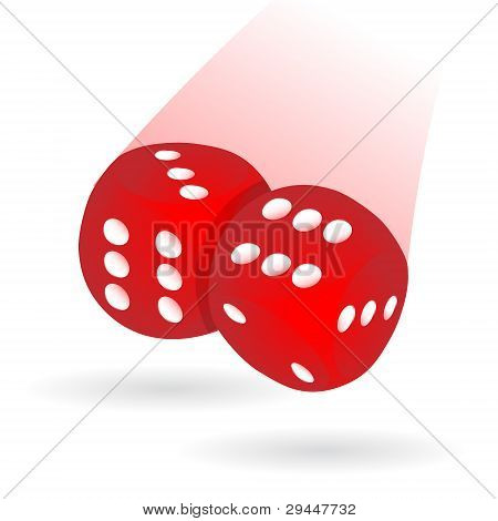 casted dices