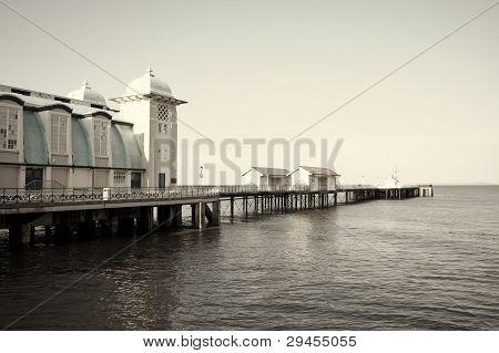 A Pier In Norfolk