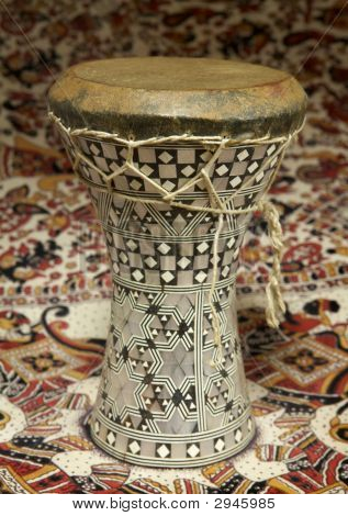 Egyptian Dumbek Drum