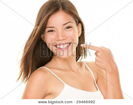 Dental Teeth - Perfect Smile Woman
