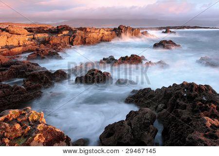 Kerry sunset, Ireland