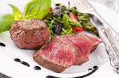 picture of pork cutlet  - Beef medallions - JPG