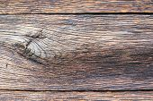 Closeup Pattern Of Old Oak Wood For Background Or Old Wooden Texture. Old Oak For Vintage Table Or F poster