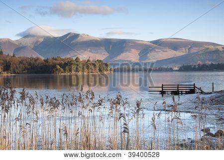 Derwent Water, Cumbria, UK