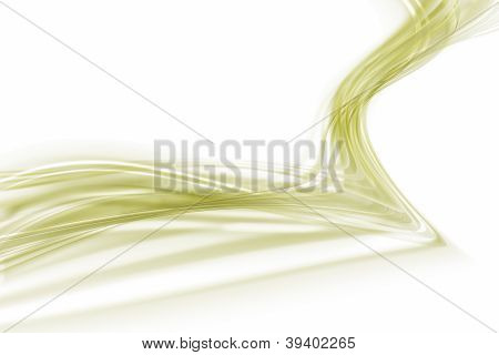 gold abstract lines