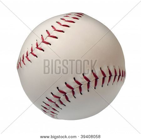 Baseball Or Softball Isoltated