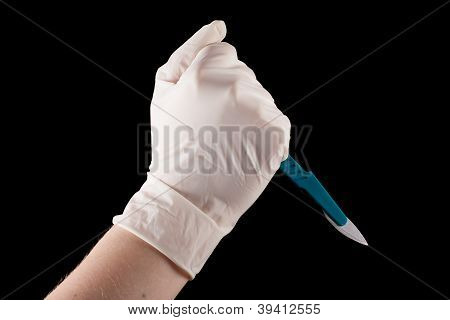 Medical scalpel