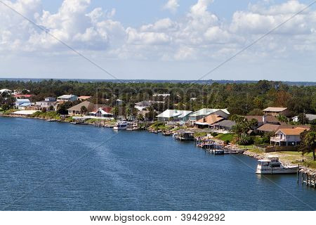 Florida Waterfront Homes