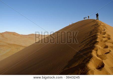 Dune Climbers