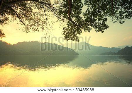 Ba Be National Park,Vietnam